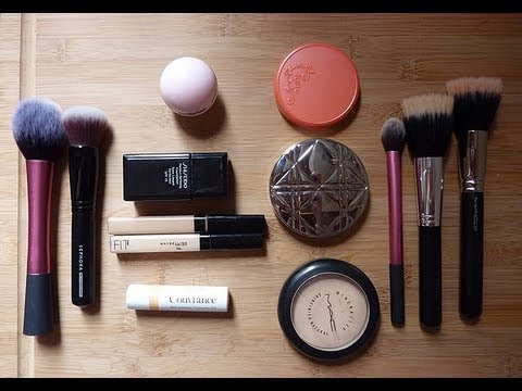 beaute Ma routine teint du moment maquillage