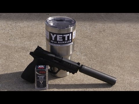 ARE YETI RAMBLER MUGS BULLETPROOF?