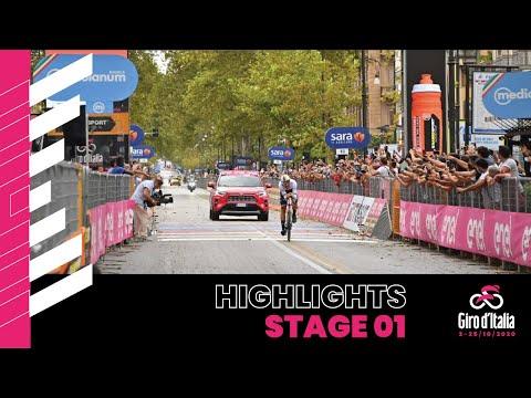 Giro d'Italia 2020 | Stage 1 | Highlights