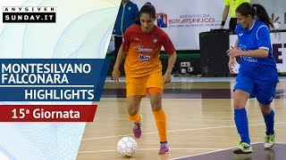 [highlights] Montesilvano - CDF