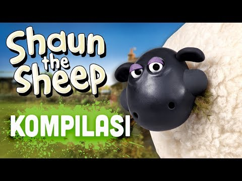 Shaun the Sheep - Season 4 Compilation (Episodes 16-20) (видео)