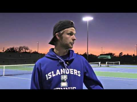 Islander's Tennis Knocks off UMBC to Move to 2-0 on Season