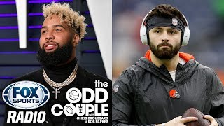 NFL - New York Giants Trade Odell Beckham Jr. to the Cleveland Browns