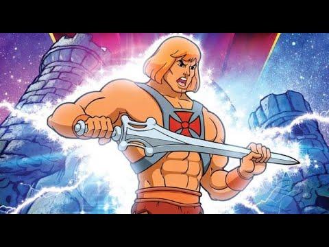 he-man e i dominatori dell'universo - sigla iniziale e finale