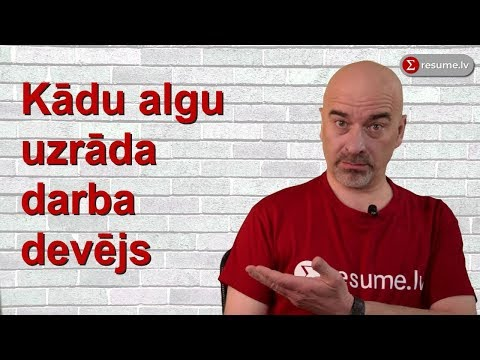 Informatīvs video: Cik samaksāts nodokļos?