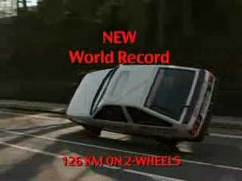 two wheel drive - longest two wheel drive with a car.