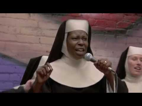 SISTER ACT 2   Get Up Offa That Thing/Dancing In The Street