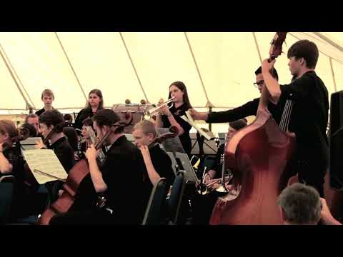 'Essex Jazz Suite' composed by Martin Hathaway, performed EYO, EYJO, EYPO