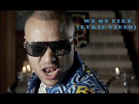 Lyric-Video Mohombi ft. D.Kullus - We On Fire (видео)