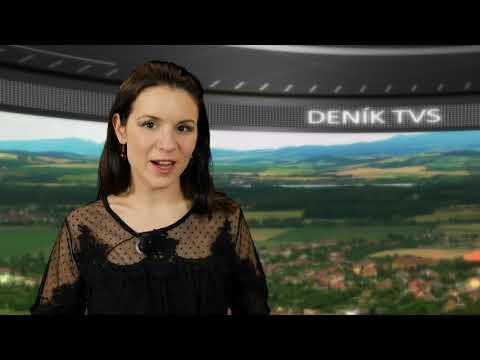 TVS: Deník TVS 19. 01. 2018