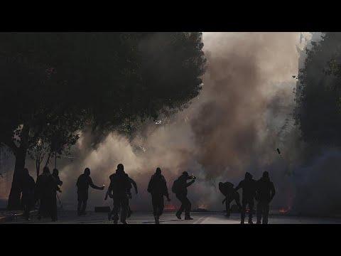 Live: 10 χρόνια από την δολοφονία Γρηγορόπουλου: Πορεία και επεισόδια …