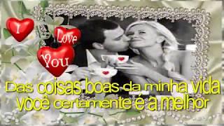 Mensagem para amiga - BOM DIA MEU MEU ANJO!!! LINDA MENSAGEM ROMÃNTICA PARA O SEU AMOR