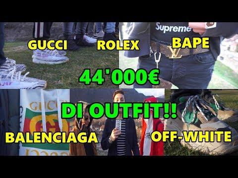Quanto COSTA il tuo OUTFIT? 44'000 EURO [PARTE 1]