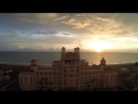 Saint Pete Beach Drone Video