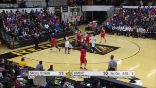 Anamaria Skaro NCAA1 Highlights 2016-17'