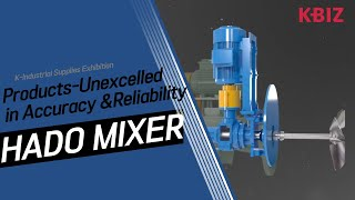 Compact and lightweight New side mixer youtube video
