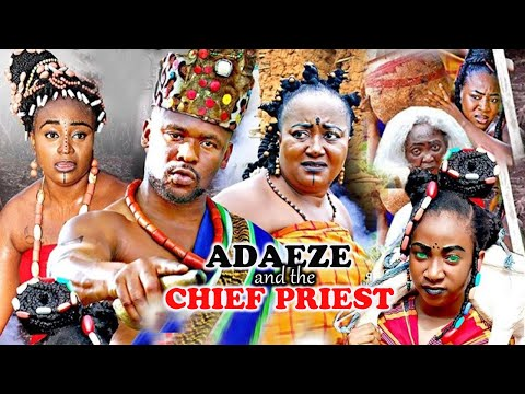 ADAEZE AND THE CHIEF PRIEST Complete Part 1&2- [NEW MOVIE] ZUBBY MICHAEL|EBELE OKARO NIGERIAN MOVIE