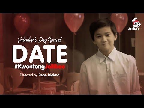 Kwentong Jollibee Valentine Series: Date (видео)