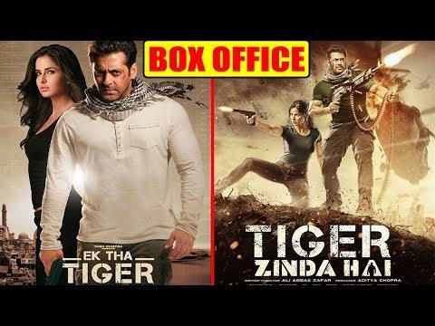 Ek Tha Tiger 2012 & Tiger Zinda Hai 2017 Movie Budget, Box Office Collection and Verdict