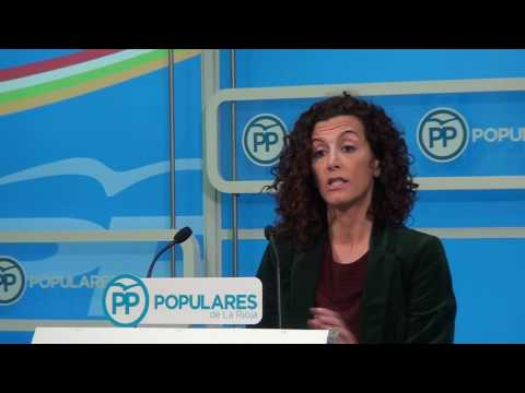 Mar Cotelo analiza la gestión de la Dependencia en La Rioja