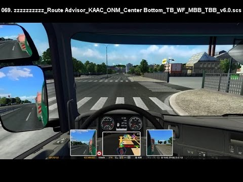 Route Advisor Mod Collection v6.0
