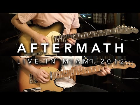 Aftermath (Live In Miami) - Hillsong UNITED - Electric Guitar Playthrough