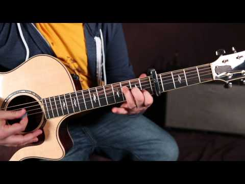 Taylor Swift – Blank Space – Super Easy Beginner Songs For Acoustic Guitar – Lesson