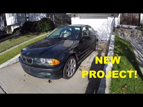 Marc's BMW E46 325i Drift Build