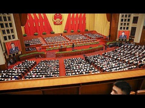 Κίνα: Στόχος η οικονομική ανάπτυξη με ρυθμό 6,5% και άνω στο νέο πενταετές πλάνο