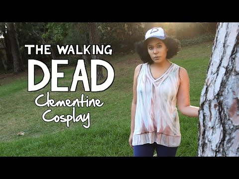 cosplay - Since I have been LOVING The Walking Dead I thought it would be fun to do a Clementine Cosplay! Who would you like me to paint next?! Follow me ----------------------------------------------------...