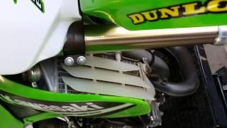 5. Kawasaki kx 85 2006