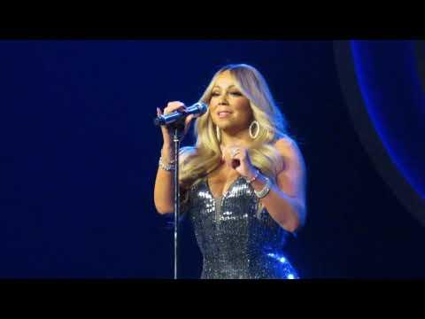 Mariah Carey, Love Takes Time, Live in Vegas HD, February 19 2019