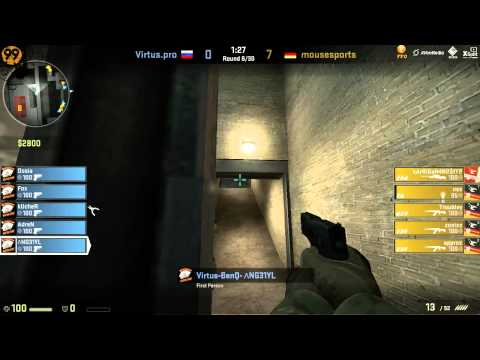 Fnatic FFO: Virtus.Pro vs mousesports - German