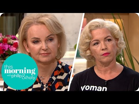Feminist Blogger Believes Trans-Women Aren't Real Women | This Morning