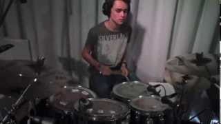 Yellow Claw - Shotgun (Drum Cover) ft. Rochelle
