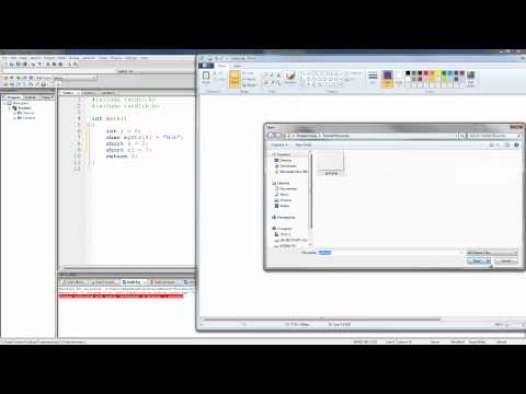 C Programming Tutorial 62, The Stack