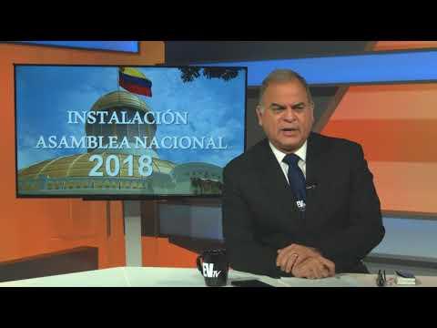 Aló Buenas Noches: Resumen instalación de la Asamblea Nacional parte 2