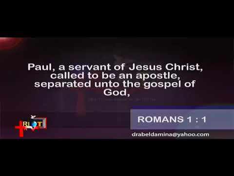 Dr. Abel Damina| Jesus, The Revelation of Gods Love - Part 3