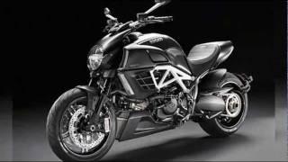 8. 2012 Ducati Diavel Carbon AMG