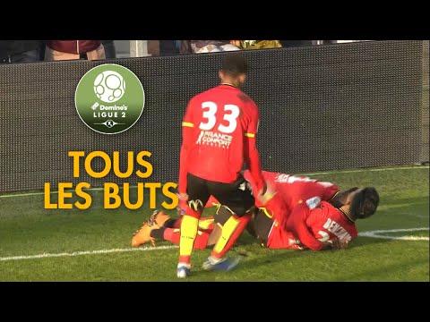 Tous les buts de la 21ème journée - Domino's Ligue 2 / 2018-19