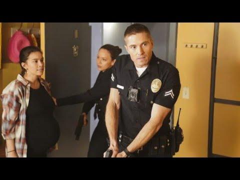 The Rookie Season 3 Episode 6 - Chasing Criminal Scene