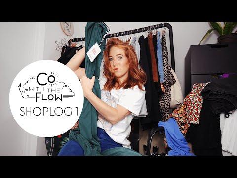 FASHIONEREND - MEGA SHOPLOG #1 видео