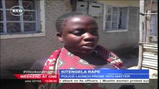 Pastor rapes a 17 year old girl in Ketengela