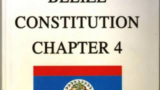 MINISTERIAL DISCRETION | LOOPHOLE IN BELIZE'S CONSTITUTION