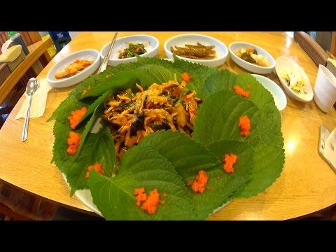 Casual Korean Seafood