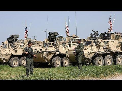 Τουρκία εναντίον Ουάσινγκτον για την προμήθεια όπλων στους Κούρδους