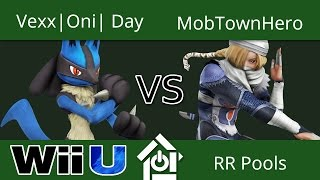 Emerald Coast Con Pools – Vexx|Oni| Day (Lucario) vs MobTownHero (Zelda)