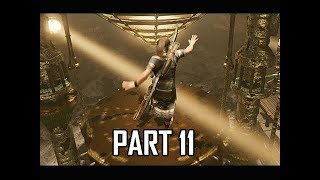 Shadow of the Tomb Raider Walkthrough Part 11 - Mirror Crypt (Let's Play Gameplay Commentary)