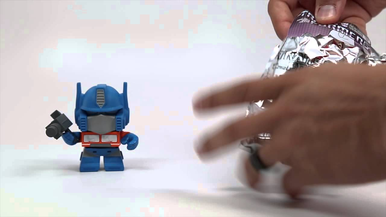 Transformers by Loyal Subjects Blind Box! Ep 5
