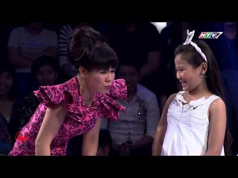 Thách Thức Danh Hài Tập 8 - Phần thi của bé Huỳnh Ngọc Anh Thy